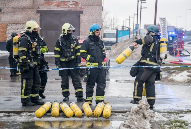 Jaanuaris hukkus tulekahjudes kolm inimest