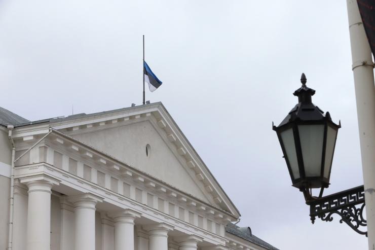 Tippjuhid arutavad Eesti tuleviku üle