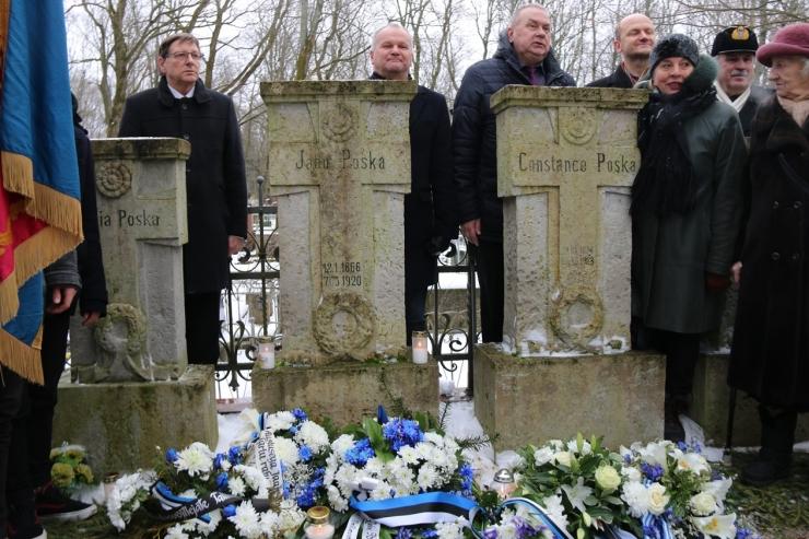 Tallinn tähistab Tartu rahu aastapäeva
