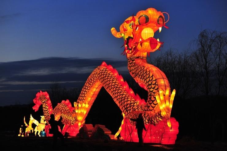 Hiina uut aastat tähistatakse Tallinnas tänavu kahes etapis