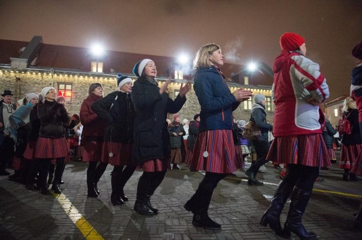 FOTOD! Talvine tantsupäev tõi kokku 900 tantsijat