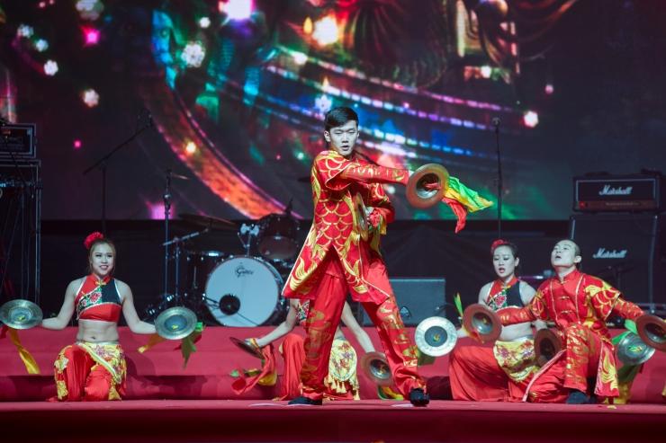 Hiina uusaasta toob Tallinna värviküllust ja eksootikat