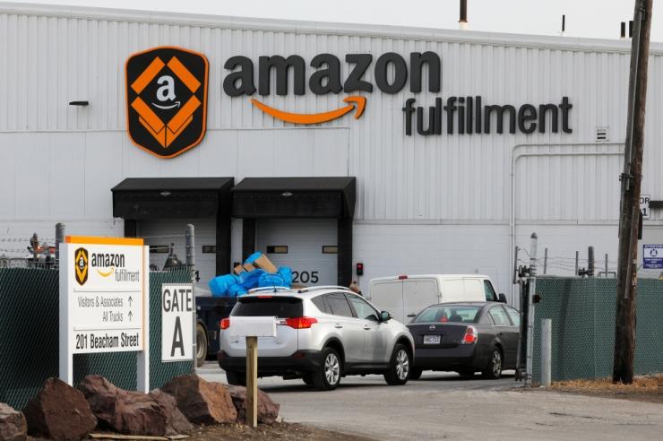 Amazon sõlmis Prantsusmaaga maksuleppe