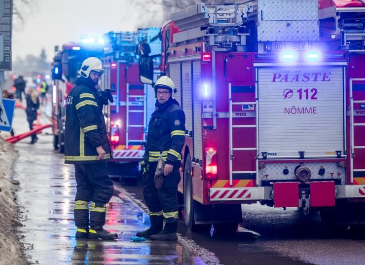 Päästeamet sõlmis esimesed suure tuleohutusprojekti kokkulepped