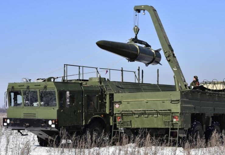 Leedu: Moskva viis Iskanderid Kaliningradi
