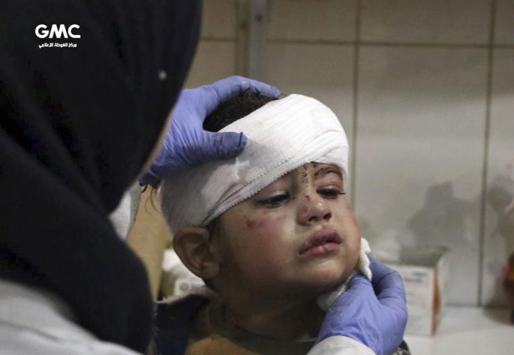 ÜRO: Lähis-Ida sõjakolletes hukkus jaanuaris vähemalt 83 last