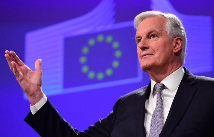 Barnier: tolliliidust, ühisturult lahkumine tähendab kaubandustõkkeid