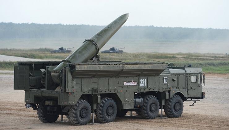 Allikas: NATO soovib Moskvalt lisateavet Iskanderitest Kaliningradis