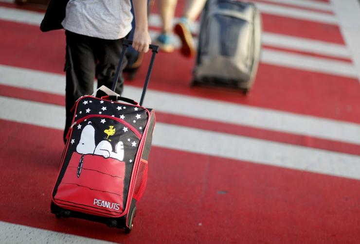 Majutusettevõtetes peatunud turistide arv kasvas 7 protsenti