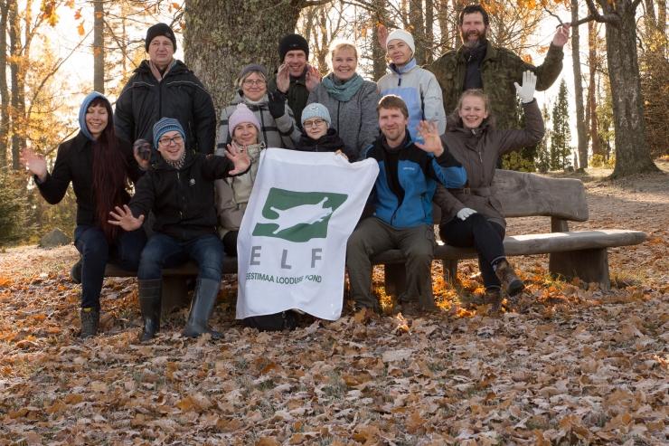 Eestimaa Looduse Fondi aastaauhinna pälvis TÜ teadur Virve Sõber