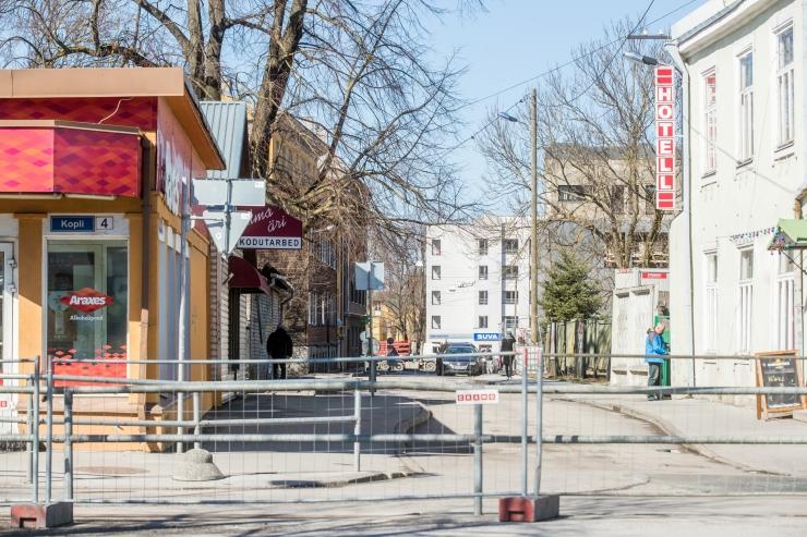 Vana-Kalamaja tänavaruumi ideekonkursi võistlustööd pandi näitusele