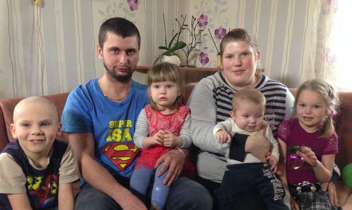 Märk hoolimisest! Viie lapse ema perekonna toetuseks on kogutud 10 027 eurot