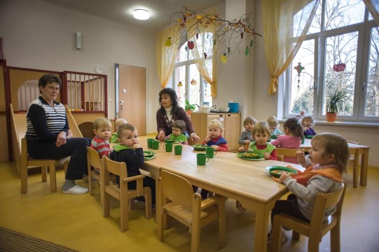 Lastehoiukohtade loomiseks on jaotamisel 2,5 miljonit eurot