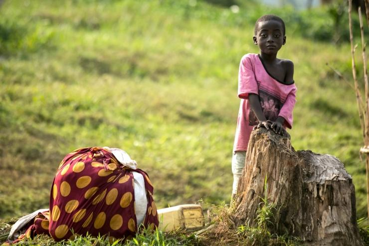 Doonorid ähvardavad peatada põgenikeabi Ugandale