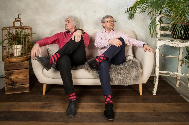 Jüri Aarma ja Hannes Võrno hakkavad Tallinna TV-s saatejuhtideks