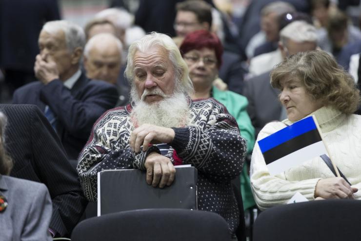 Põhiseaduskomisjon ei toetanud eakate nõukogude moodustamist