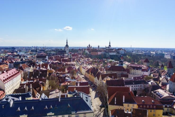 Eesti on Heritage'i majandusvabaduse indeksis seitsmes