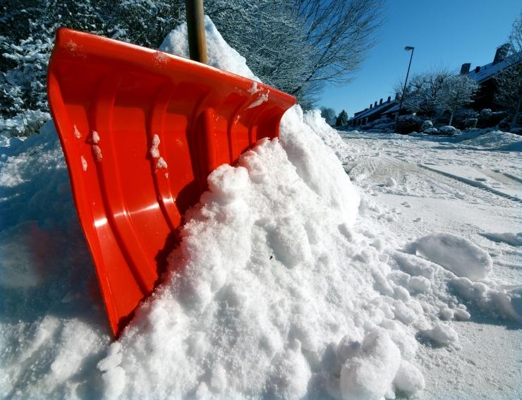 Lumesadu jätkub hommikuni