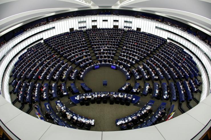 Euroopa Parlament kiitis heaks Brexiti-järgse kohtade jaotuse, millega Eesti saab lisamandaadi
