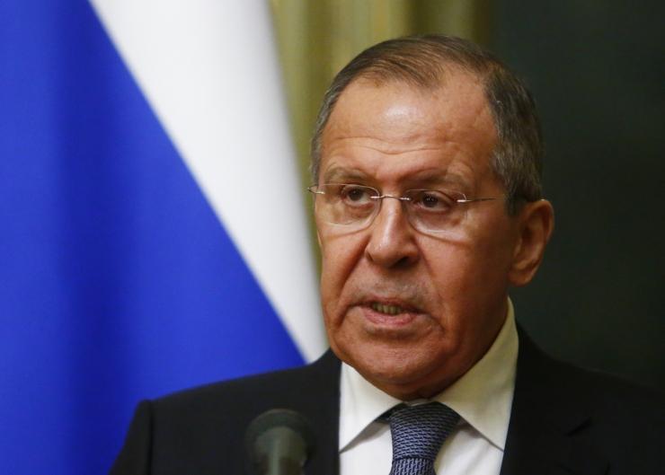 Lavrov: Vene-Lääne suhted peavad rajanema huvide tasakaalul