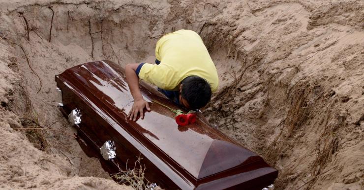 Mehhikos jäeti matusebüroo ette viis peata laipa