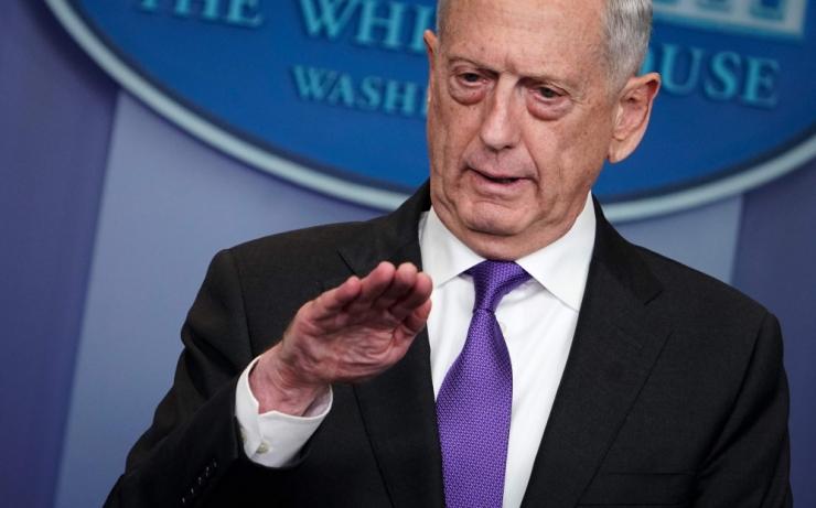 Mattis: USA võtab Venemaad silmas pidades kasutusele uued tuumarelvad