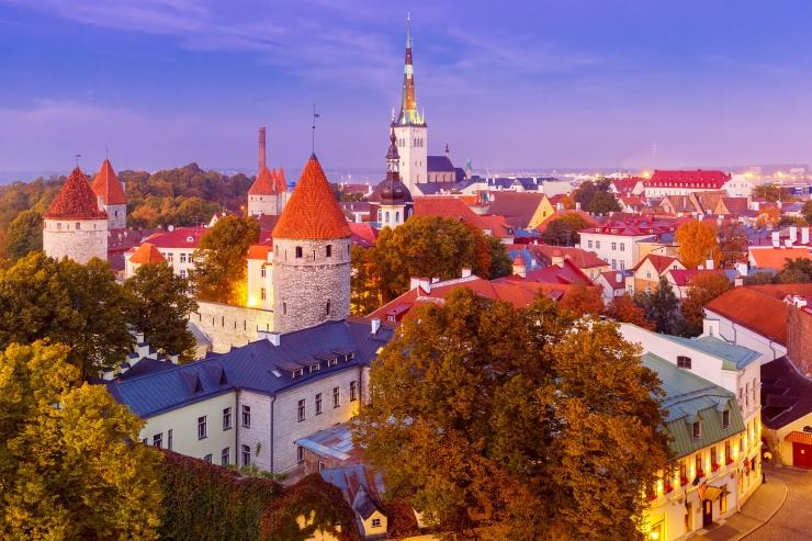 Eesti Pank: välisturistid kulutasid Eestis mullu 1,2 miljardit eurot