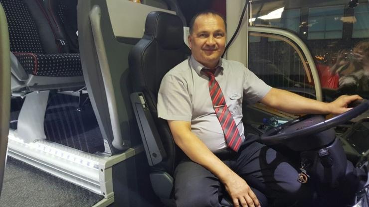 Bussijuht: Eesti liikluskultuur lonkab nelja ratast