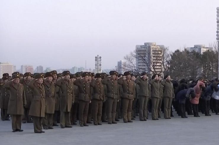Kim Jong-un: Põhja-Korea on maailmaklassi sõjaline jõud