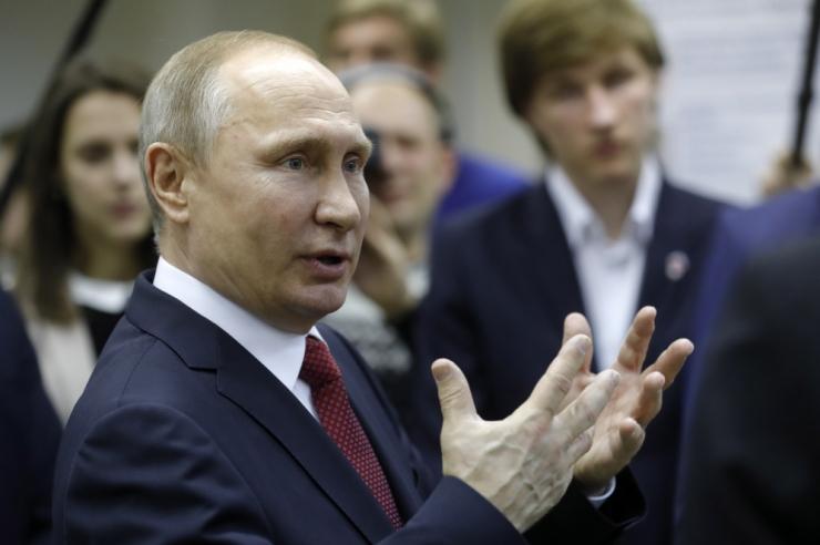 Välisluureamet: Venemaa jätkab Balti riikide survestamist
