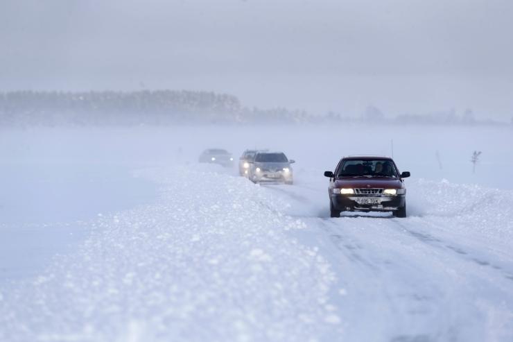 Tänavu võib maanteeamet avada vaid Piirissaare ja Noarootsi jääteed