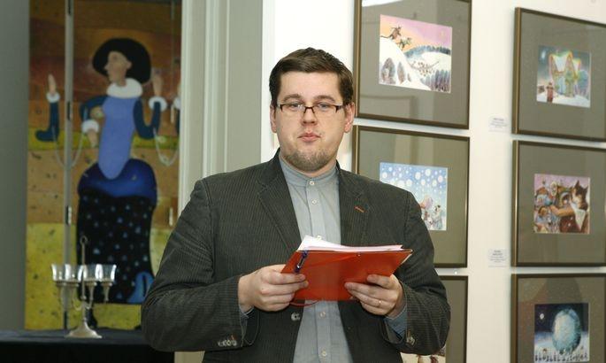 Aasta raamatusõbraks 2017 valiti Tauno Vahter
