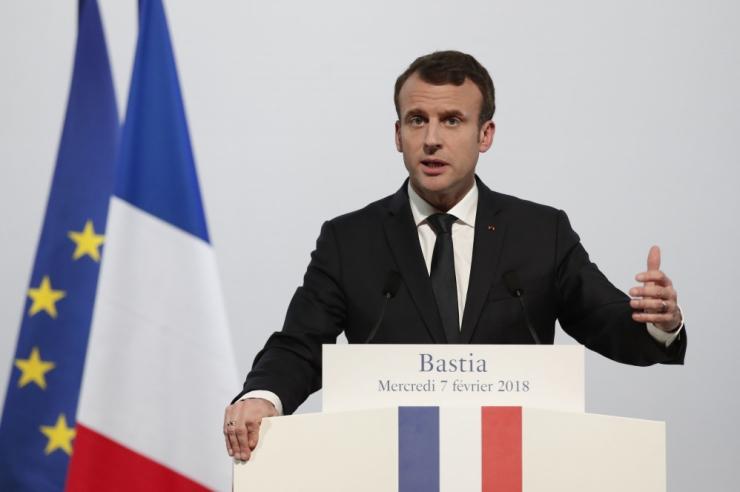Prantsusmaa kulutab tuumaarsenali tugevdamiseks 37 miljardit