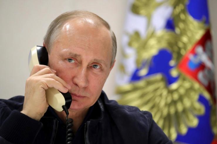 Putin ei oma enda sõnul nutitelefoni