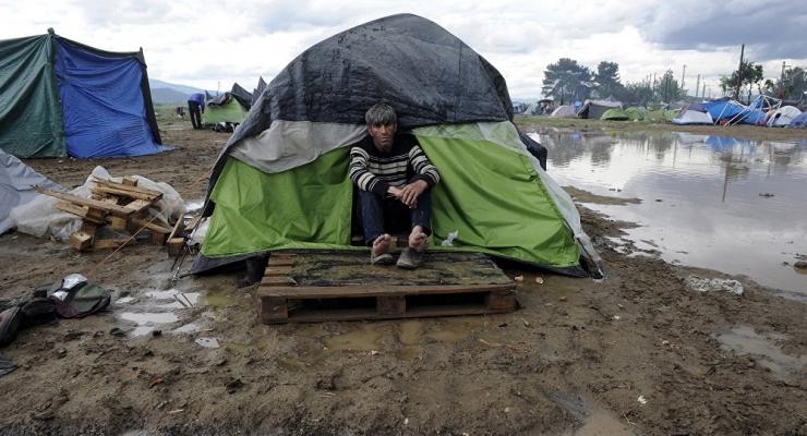 ÜRO hoiatab seksuaalvägivalla eest Kreeka põgenikelaagrites