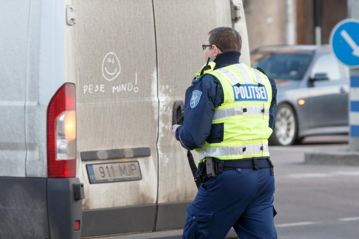 Politsei tabas ööpäevaga 10 joobes sõidukijuhti