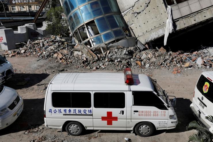 Taiwani maavärinaohvrite arv tõusis 14-ni