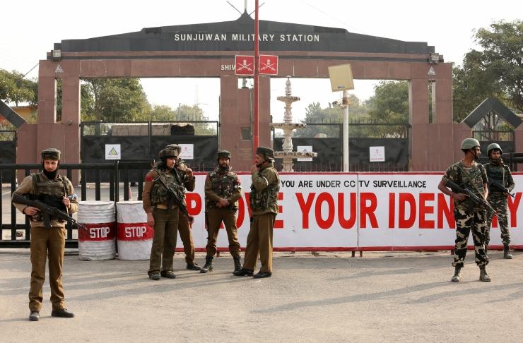 Rünnakus Kashmiri sõjaväebaasile hukkus kaks India sõdurit