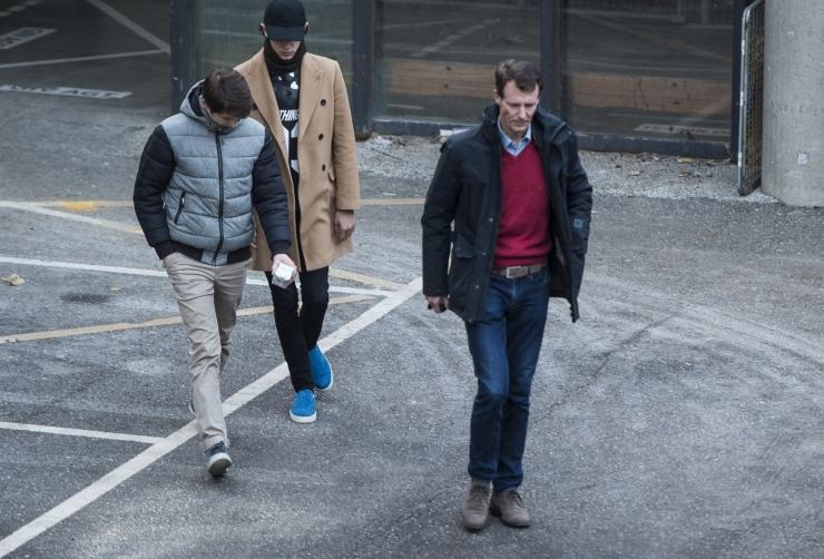 Taani prints lahkus olümpialt haige isa juurde