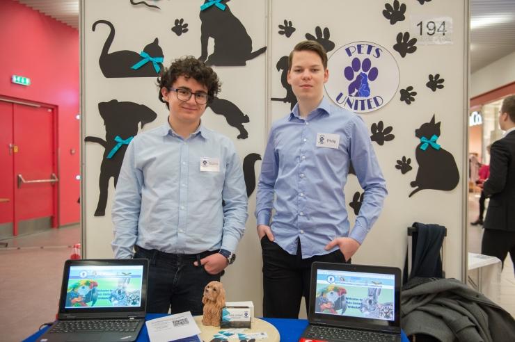 VIDEO JA FOTOD! Õpilasfirmade laadal osales 260 noorte ettevõtet