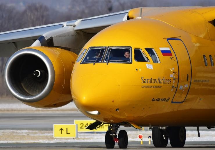 Venemaal kukkus alla reisilennuk 71 inimesega pardal