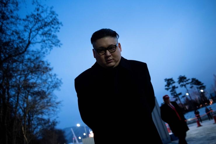 Põhja-Korea poliitiline delegatsioon lahkus Lõuna-Koreast