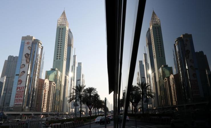 Dubais avati taas maailma kõrgeim hotell