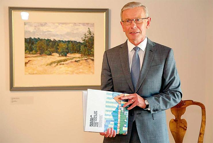Sajandivanused Eesti meistrite maalid vallutavad raekoja