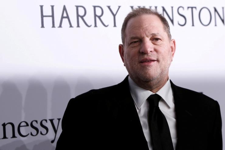 New York kaebas Harvey Weinsteini kompanii kohtusse