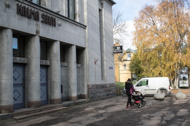 Näitus aitab elanikel uut Vana-Kalamaja tänavat luua