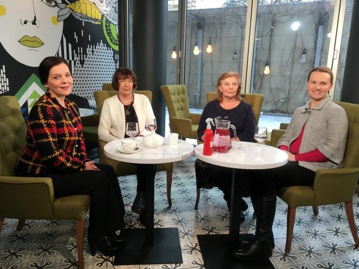 """""""Naised, kes ei nuta"""": kas vägivald ongi üheks märksõnaks tänases Eestis?"""