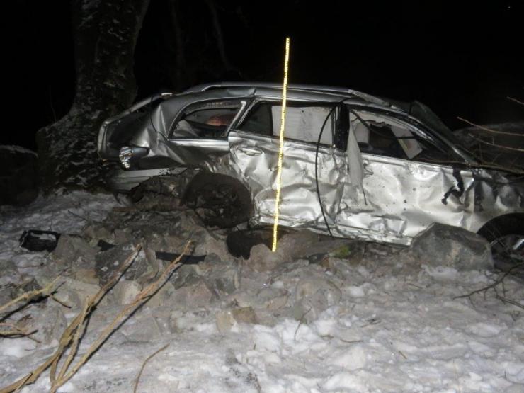 Raplamaal hukkus teelt välja sõitnud autojuht