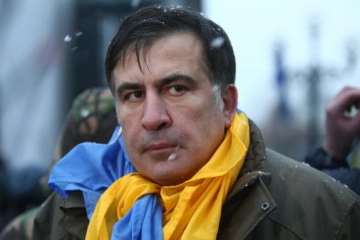 Gruusia ekspresident Saakašvili saadeti Ukrainast Poolasse