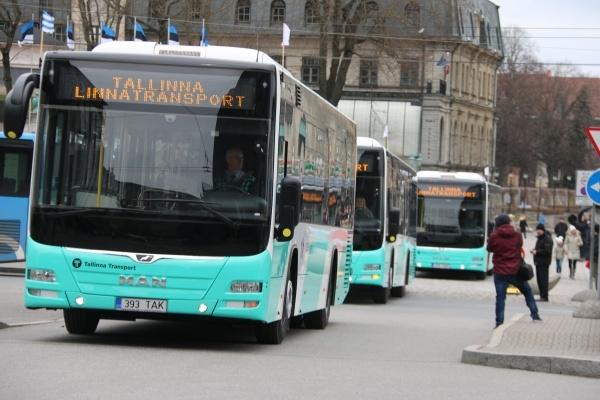 Bussiliinid nr 23 ja 28 suunatakse ümbersõidule